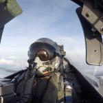 漢光演習Day2》聯合防空作戰演練展開 戰機緊急起飛高空攔截