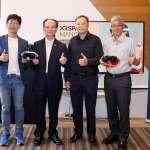 中華電信力挺宏達電前執行長周永明創業  XRSPACE MANOVA重磅登場
