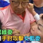 「范雲幫我舉發他!」葉毓蘭po影片控「粉衣男綠委」襲胸性騷擾