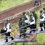漢光演習》一身迷彩視導反登陸作戰操演 蔡英文:國軍是能作戰的勁旅