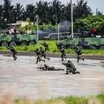 「聯合登陸作戰操演」一掃覆艇陰霾 陸戰隊頂豔陽展現堅實戰力
