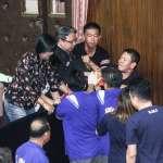 砲轟「國民黨團打人喊救人」  鄭運鵬要求立院、保警提公訴:我將親自作證