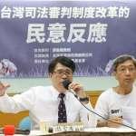 痛批《國民法官法》三讀「荒腔走板」 游盈隆:台灣民主被糟蹋的一天