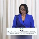 非洲女性領導人又多1位!加彭總統任命首位女總理 新內閣首要任務:重振經濟