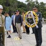 大二膽戰役70周年 陸軍司令:謹記歷史經驗勤訓經練,成為國家堅強後盾