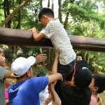 中市社會局舉辦「營地體驗」 助青少年挑戰自我