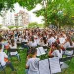 愛河畔孩子們的夏天完美演出 水漾嘉年華8月接力登場