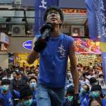 德國之聲專訪》「中共想讓海外香港人都噤聲」黃台仰無懼通緝:我不怕國安法