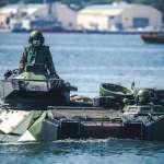 美軍兩棲突擊車沉沒9人殉職 我54輛同型車特檢2周不能下水