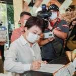 防範疫情變化 盧市長率隊稽查「生活輕鬆防疫不鬆」