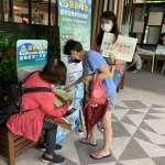 減塑減廢更衛生、更方便!新北推不塑市場享優惠 攜袋集點送衛生紙