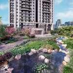 「西屯匯」鄰近水湳經貿特區  主打37~45坪花園捷運宅