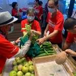 食物銀行惜食響環保 轉換過剩蔬果送暖減負擔