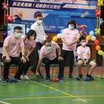 首創全國第一套符應課綱適應體育教材    侯友宜:讓身障孩子運動揮灑汗水!