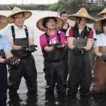 推廣在地輕旅行 王惠美體驗當一日漁夫