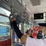 新北交通局加強稽查搭乘大眾運輸需戴口罩 一周計5件民眾不聽勸案