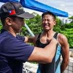 新生代海軍「水行俠」報到 水械專長班胸章直接釘在胸肌上