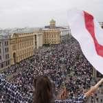 白羅斯反獨裁示威一波波,「萬年總統」盧卡申科直接撤銷外媒採訪證不准報導!