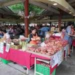 用行動支持優質農產品 健康三寶甘藷快閃板橋農會、台北希望廣場