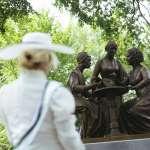 紀念美國「爭普選」女權運動先驅!紐約中央公園167年來首設女性歷史人物雕像