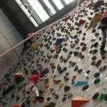 內湖運動中心攀岩場驚傳女子墜落身亡 初步研判練習時自行解扣