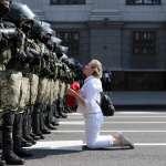 歐洲最後獨裁者的「生日大禮」:10萬白羅斯民眾示威,要總統盧卡申科「下台!」