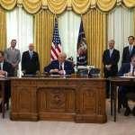 美國當和事佬,科索沃樹立建國後里程碑──與「前祖國」塞爾維亞經濟關係正常化!