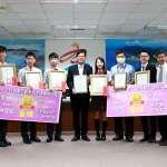 正義高中師生榮獲韓國、日本國際創新發明展2金