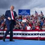 劉大年觀點:美國總統大選的最後衝刺