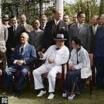 世界時光走廊》太平洋戰爭勝利75周年紀念特輯(5): 中華民國國際地位崛起與中美俄三強未來世界的預演
