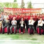 提升救災能量 彰縣消防局獲贈1,200組防毒面罩