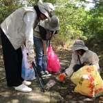 中秋節淨灘淨山趣  十三行博物館邀民眾連假做環保