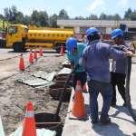 中油台中油管洩漏事件 中市環保局監控緊盯改善