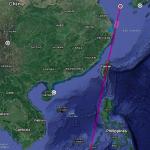 中國發射火箭點名飛過「中國台灣島」上空 國防部一語冷回