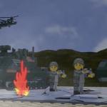 國防部演出「樂高戰士屠龍記」 暗指中共侵台將戰敗