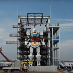 鋼彈迷夢想成真!18公尺鋼彈機器人動起來了,粉絲可望近距離接觸