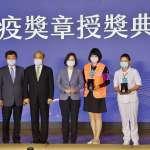 「蘇貞昌怎麼這麼兇!」蔡英文:認真風格才能讓台灣抗疫成功
