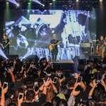 民進黨34歲音樂會 大支、滅火器接棒演出歷年競選歌曲