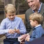 英國喬治小王子獲贈巨齒鯊牙齒化石 馬爾他態度轉變不再堅持討回