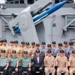 中秋節不平靜 國軍兩大巨頭南北奔波慰勉部隊、鞏固國防