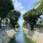 綠川整治展現水的文化與歷史 分段整治年底完工