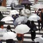 颱風沙德爾增強為中颱 24日台北低溫19度