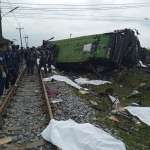 巴士與火車相撞!泰國重大交通事故 已知17死、29傷
