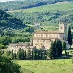 【國際廣角鏡】大疫封關時刻的精神遨遊:探訪義大利莊園修院文化—托斯卡納省的聖安蒂莫隱修院