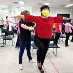 推廣中高齡適合運動 行政院中辦舉辦樂齡體適能活動