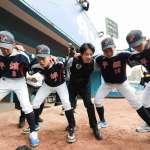 為「黑豹旗」開球 賴清德大讚:這就是台灣甲子園