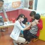 中市學齡前施打疫苗 11/2起將集中至各區衛生所