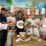 高雄農業局推國產豬肉鮮食材 岡山果菜市場正式營運