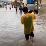強颱天鵝重創菲律賓,杜特蒂度假去! 菲國網友:總統在哪裡?