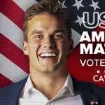 美國大選》200年來最年輕眾議員誕生!25歲「小川普」當選後推文嗆「哭吧!自由派」